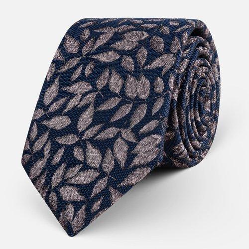 Krawat Brown Twigs