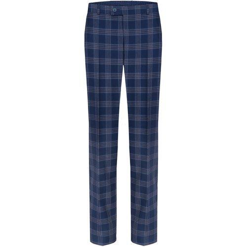 Spodnie Krata Blau