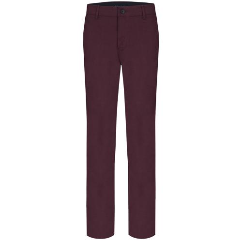 Spodnie Color Bordo