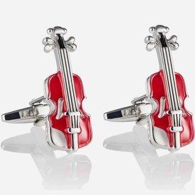 Spinki do mankietów Violin